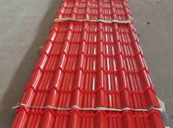 PPGI Corrugated Sheet