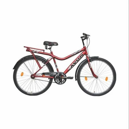Red and Black Avon Sunami Bicycle, Size: 24 and 26 inch