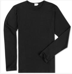 Cotton Round Neck Pullover