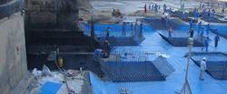 PP Waterproofing Membrane Protection Board