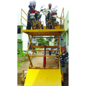 Omkar Hydraulic Bike Loading Lift