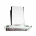 Hindware Lara Neo 60 Cm Designer Electric Chimney Silver 1100 M3/Hour
