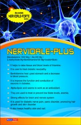 Melcobalamine 1500 Mcg   Ala 200 Mg   Pregablin 75 Mg Benfothiamine100 Mg Inositol Biotin