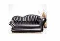 Khushi Export Black Air Sofa Bed 5 In 1