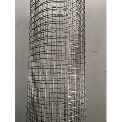 0.1 - 2 Mm Stainless Steel Square Wire Mesh