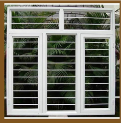 Galvanized Window