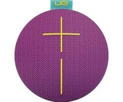 Logitech UE Roll2 Sugarplum - Violet Speakers