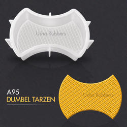A95 Usha Dumbbell Tarzen Mould