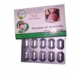 Dastaan of Ayurveda Power Strength Capsules