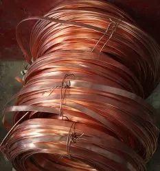 Copper Strips Coil (DHP Grade C12200)
