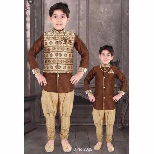 4229feee Boys Ethnic Indo Western Set at Rs 995 /set   Kids Indo Western Wear ...