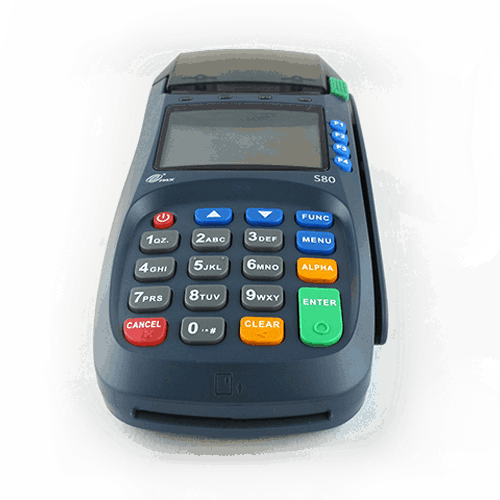 Handheld Card Swipe Machine