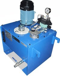 Stainless Steel Fully-Automatic Hydraulic Power Pack for Helical Springs
