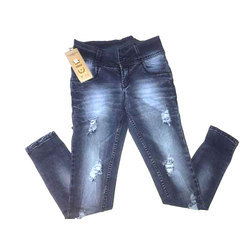 F-16 Ladies Rugged Jeans