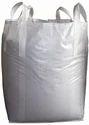 White Circular 4 Loop Bulk Bags