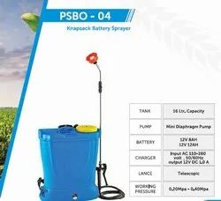 Agriculture Sprayer Battery operated