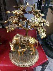 Fancy Golden Murti
