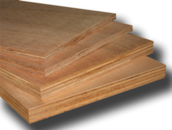 Brown VTC Veneer Plywood, Grade: First Class