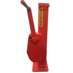 Mechanical Ratchet Railway Screw Jack