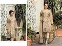 Embroidered Work Unstitched Pakistani Lawn Suit