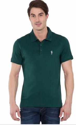 6dd9c073a937f8 Jockey Eden Green Polo T-Shirt, Gents Polo T Shirt, पुरुषों ...