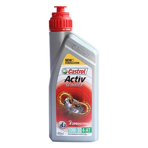 Light Vehicle Castrol Active Scooter 10w-30 4t Engine Oil