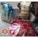 Saree Packing Wedding Gift