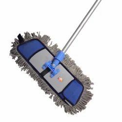SS Pipe Audi Flate Floor Mop