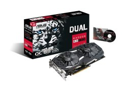 ASUS AMD DUAL RX580 08G
