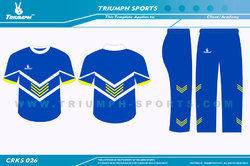 Color Cricket Uniforms