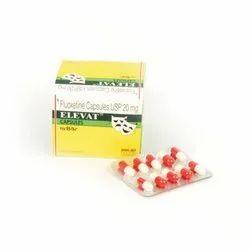 Fluoxetine 20mg Capsule USP