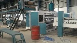 3 Ply Combined Automatic Paper Corrugated Board Making Plant