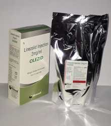 Linezolid 200 mg (2MG/ML) IV