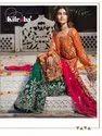 Kilruba Jannat Attraction Heavy Pakistani Style Salwar Kameez Catalog Collection at Textile Mall