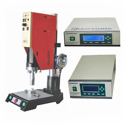 Automatic Ultrasonic Plastic Welding Machine At Rs 310000 Unit Ultrasonic Plastic Welding Machine Id 18142035988