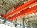 Easy Move Double Girder E.o.t. Crane, Capacity: 2-50 Ton