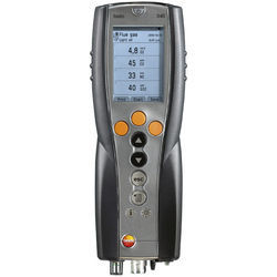 Flue Gas Analyser The Testo, 340, for Industrial Use