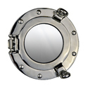 Decorative Brass Chrome Marine Porthole