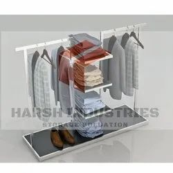 Central Clothing Rack