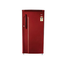 LG Plastic Single Door Refrigerator, Electricity