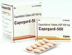 Capegard 500 Tab, 500 Mg, for Clinical