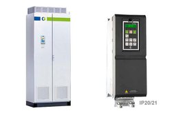 VFX Series High Performance Variable Frequency Drive of CROMPTON GREAVES-EMOTRON