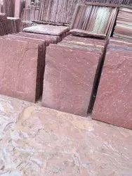 Red Stone, Thickness: 1.5 to 2, for Flooring