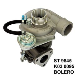 K-03 0095 Bolero Turbo Power Charger