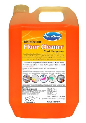 Tetraclean Floor Cleaner Touch And Glow Id 15405413091