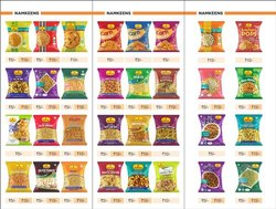 All- Types Of Haldiram Namkeen, Packaging Size: 42g