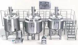 Hand Sanitizer Processing Equipment