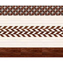 Cerajot Ceramic Maroon Kitchen Tiles, 8.5mm To 9mm