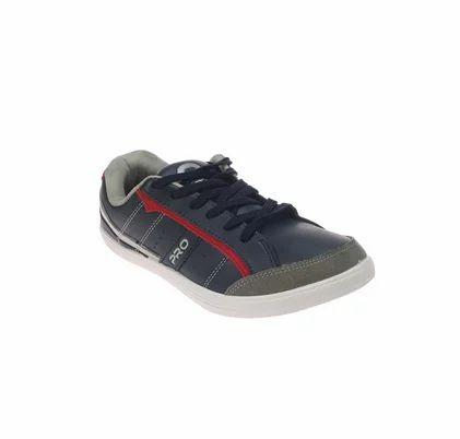 43e606e66e0 Khadim  s Men Pro Navy Casual Lace Sneaker