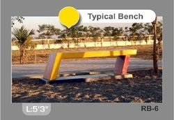 RCC Typical Bench